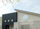 4世代同居、モダンデザインの平屋建て