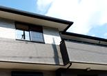 玄関共有の上下分離型二世帯住宅
