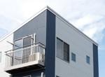 デザイン性と利便性を兼ね備えた3階建て