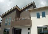玄関共有型二世帯住宅