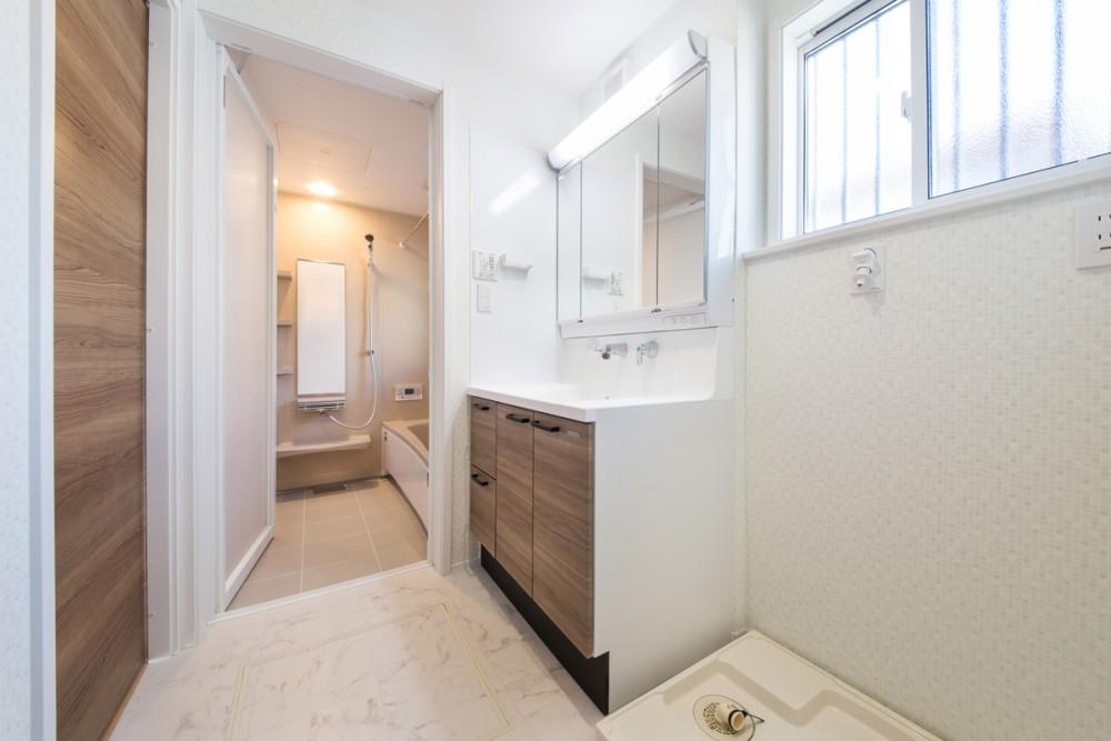 洗面・浴室